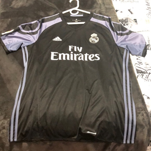 the best attitude 25384 cbc87 Sergio Ramos Real Madrid jersey